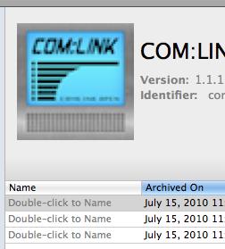 COM:LINK
